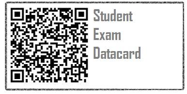 Student Examination Datacard