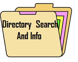 Directory search and info in c#