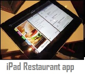 iPad Restaurant Application