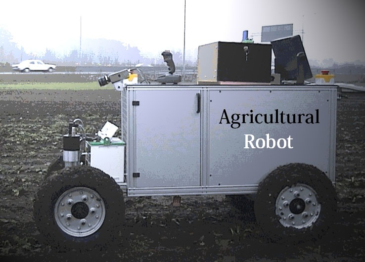 Agricultural robot project