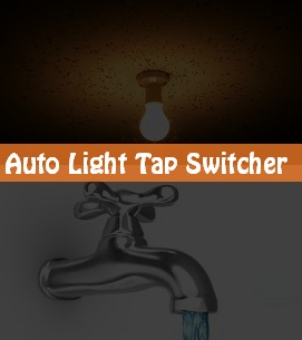 AUto light tap switcher