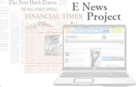 E news system