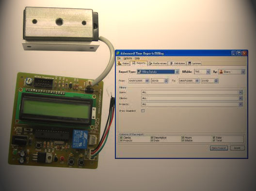 RFID Billing System Project