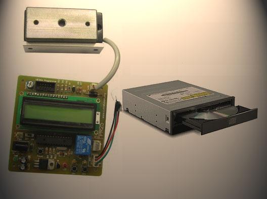 RF Based Secure Door Opener System