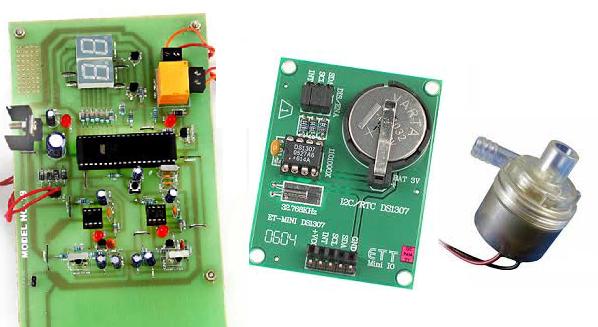 RTC Based Pump Switcher