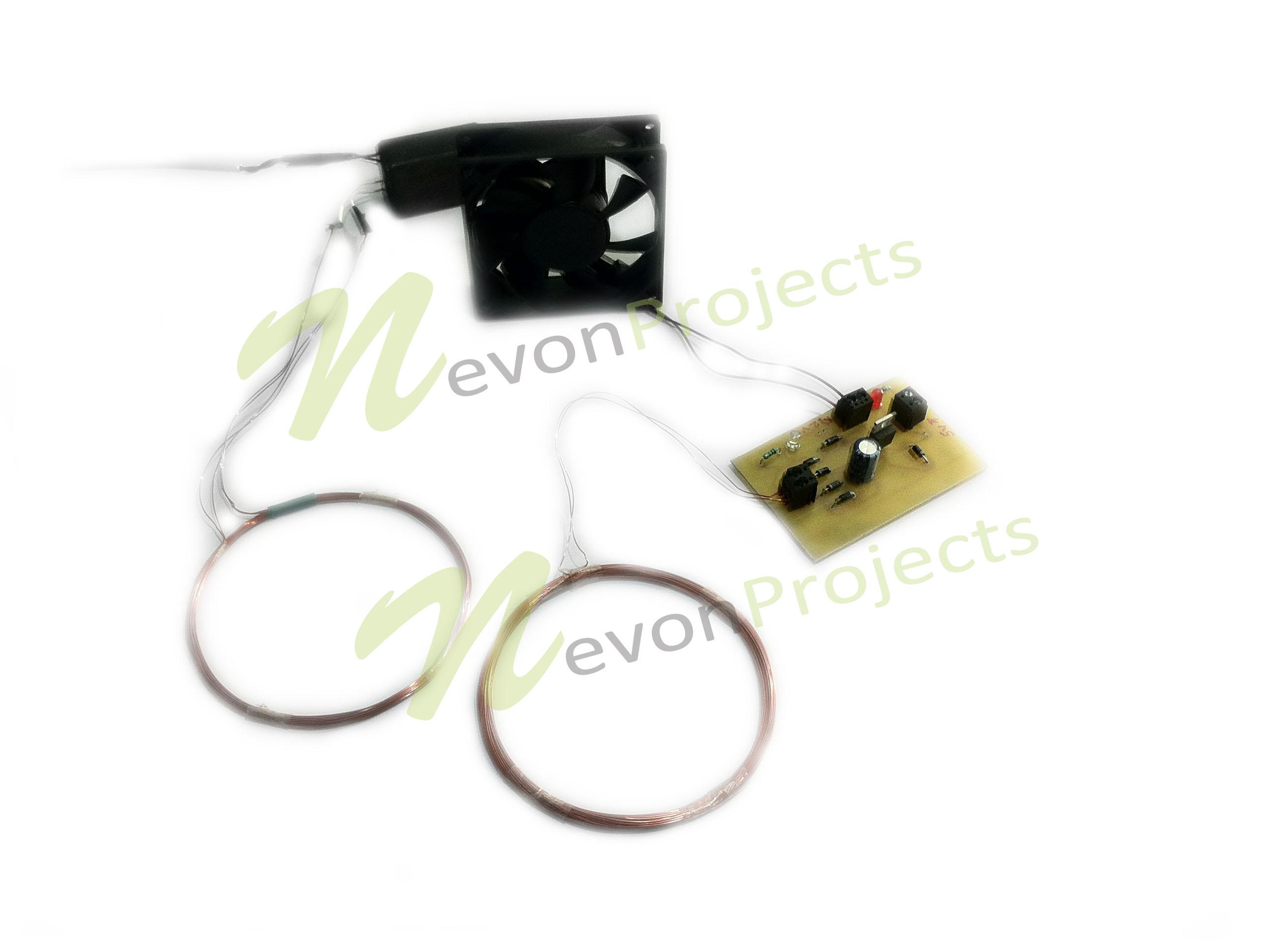 Advanced Wireless Power Transferring Project | NevonProjects