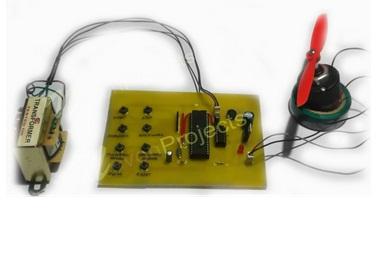 4 quadrant mc speed control