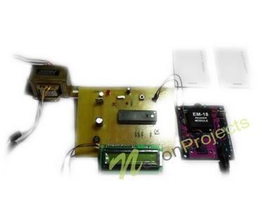 RFID Based Passport Project