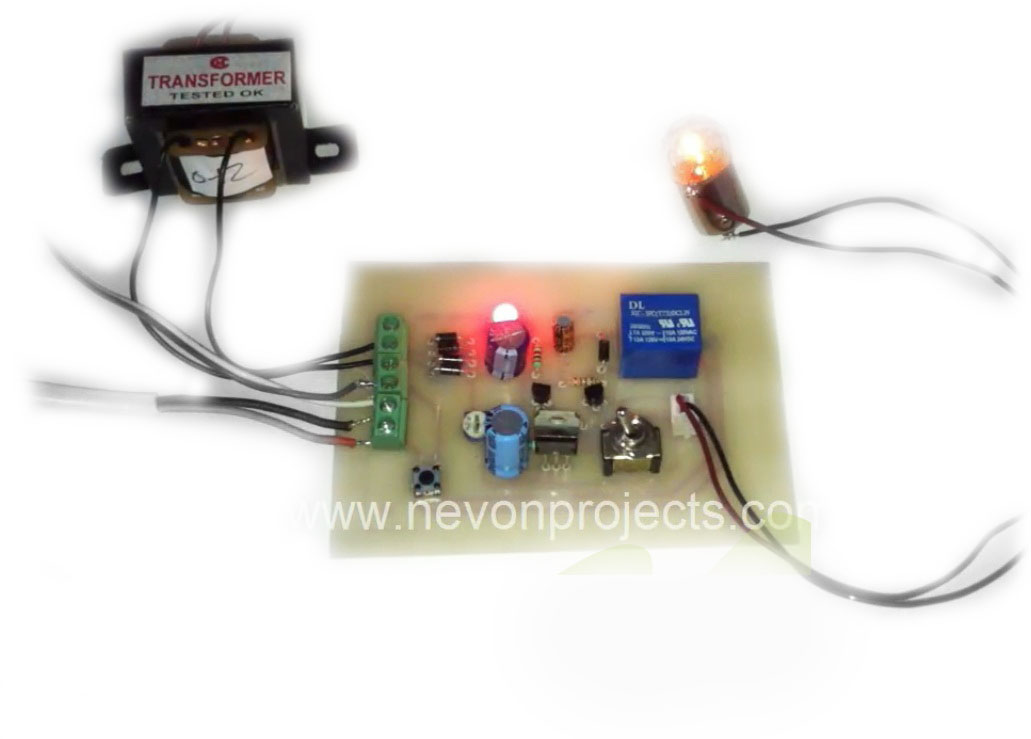power supply with auto switching project nevonprojects rh nevonprojects com Build a DC Power Supply Build a DC Power Supply
