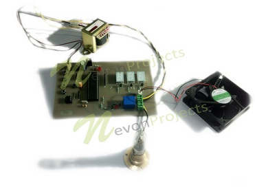 Precise Digital Temperature Controller Project