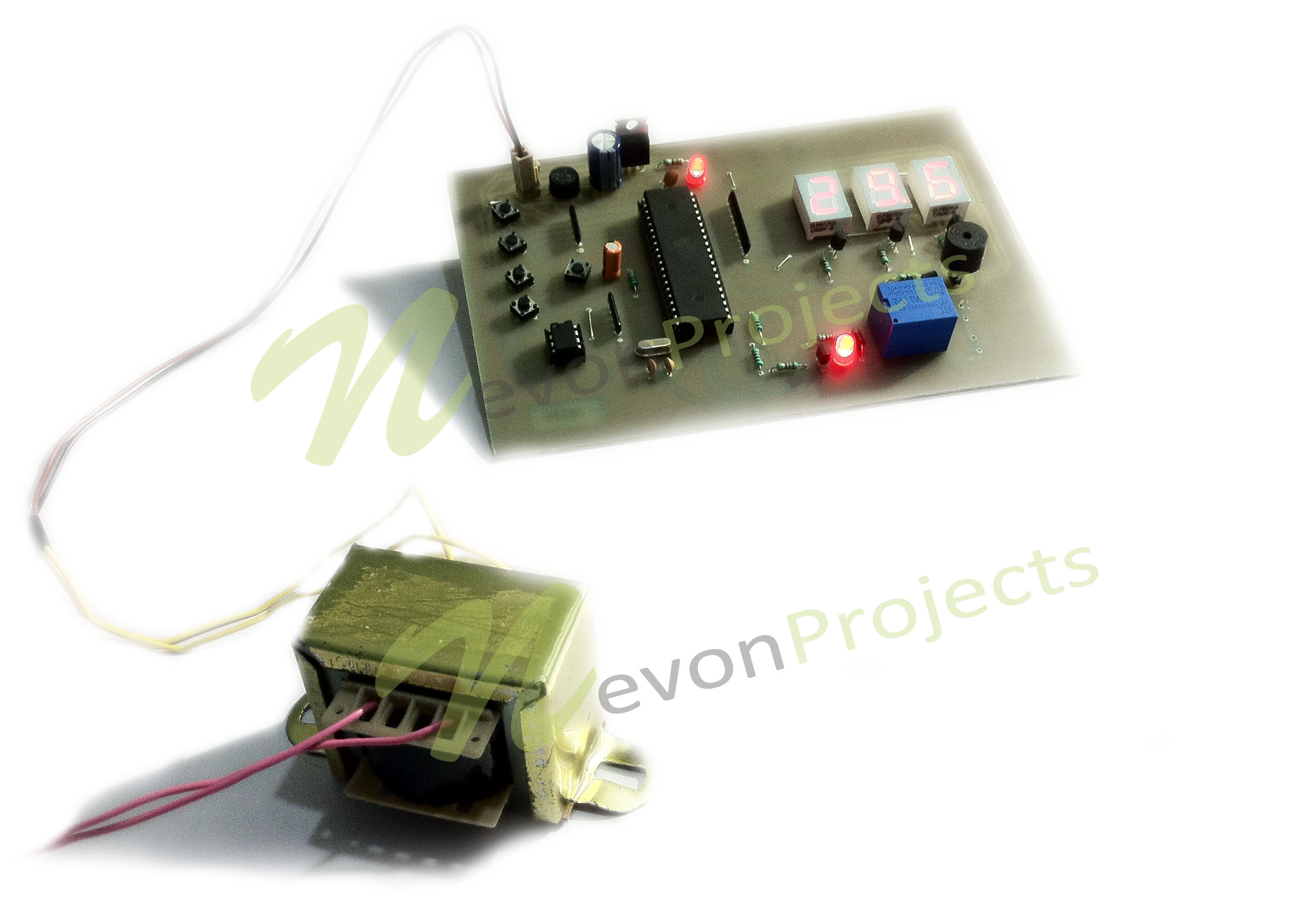 Machine Overheat Detection With Alert Nevonprojects Car Overheating Alarm Project