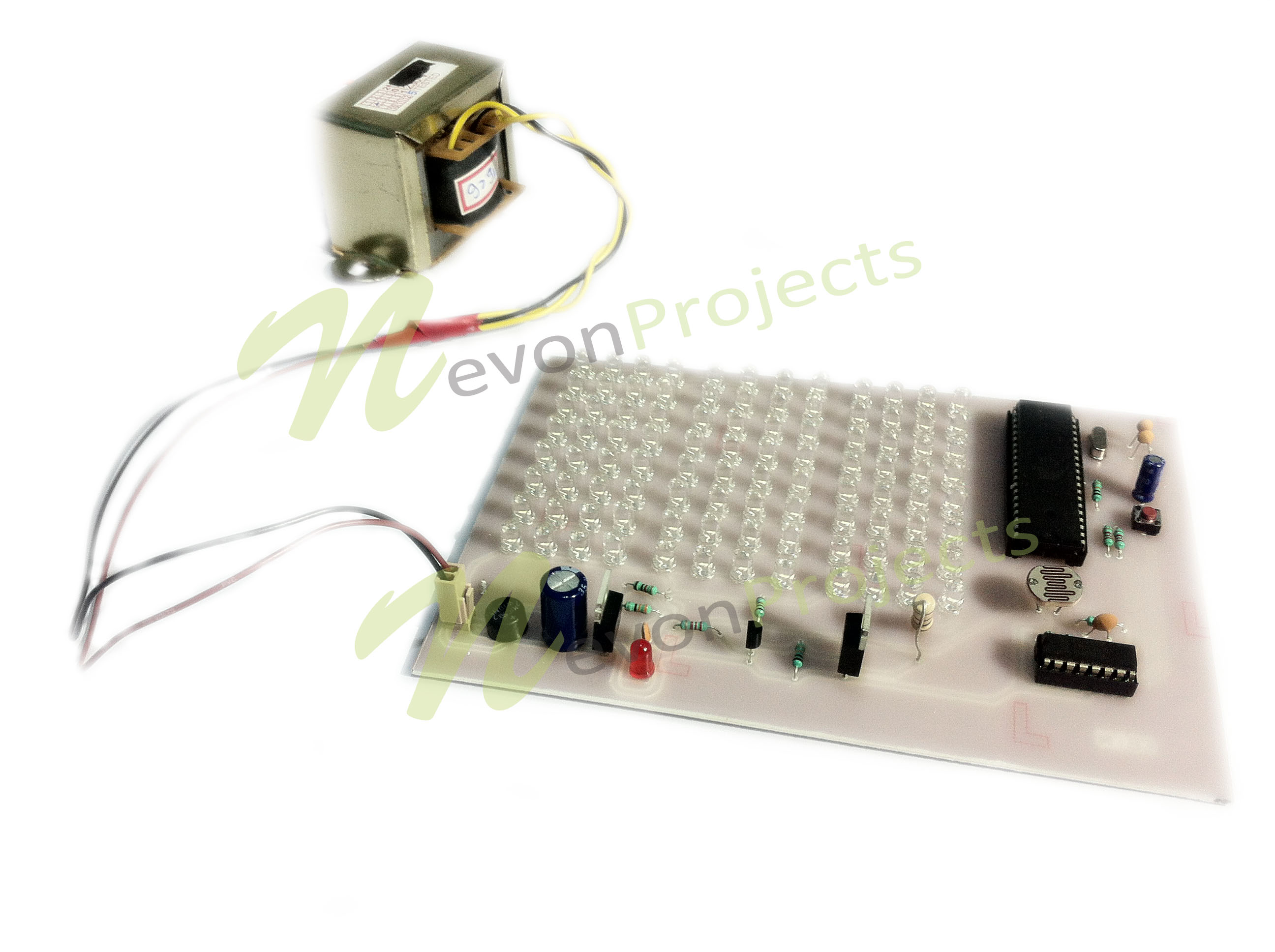 Automatic Light Intensity Controller By External Sensing Re How Do I Control A Mosfet With An Optical Reflector