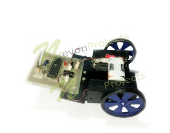 Voice Controlled Robotic Vehicle Project