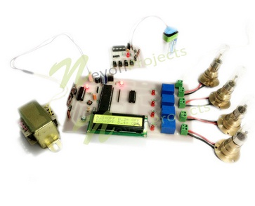 RF Based Home Automation Project