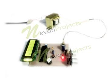 Ultrasonic Object Detection