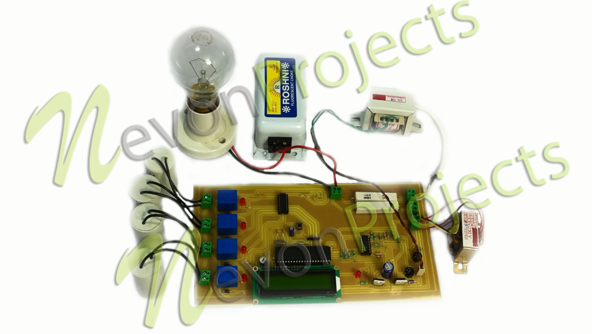 Commercial Power Saver Project Circuit Today Electronics Mini Projects Diagram Ask Home
