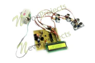 IOT Liquid Level Monitoring System