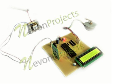 Android Based Antenna Positioning System