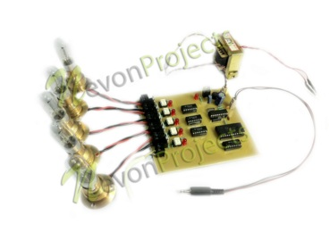 Digitally Controlled Home Automation Project
