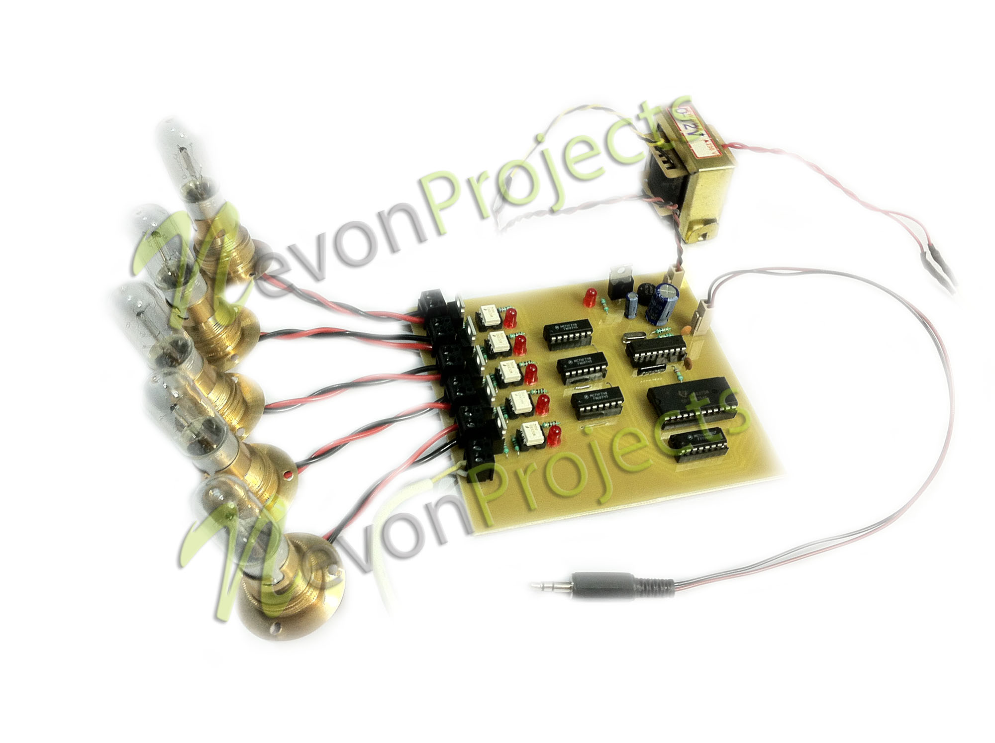 Digitally Controlled Home Automation Project NevonProjects