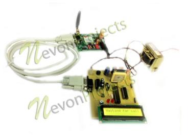 GPS GSM Vehicle Tracking