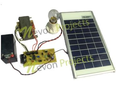 Solar UPS project
