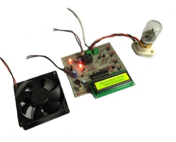 Smart Room Temperature Controller