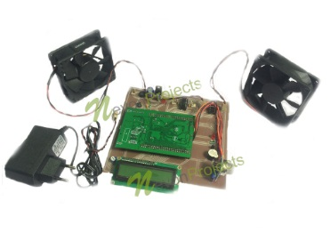 Gas Leak Detector With Automatic Air Exhaust