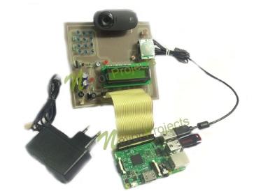 Camera Based Surveillance System