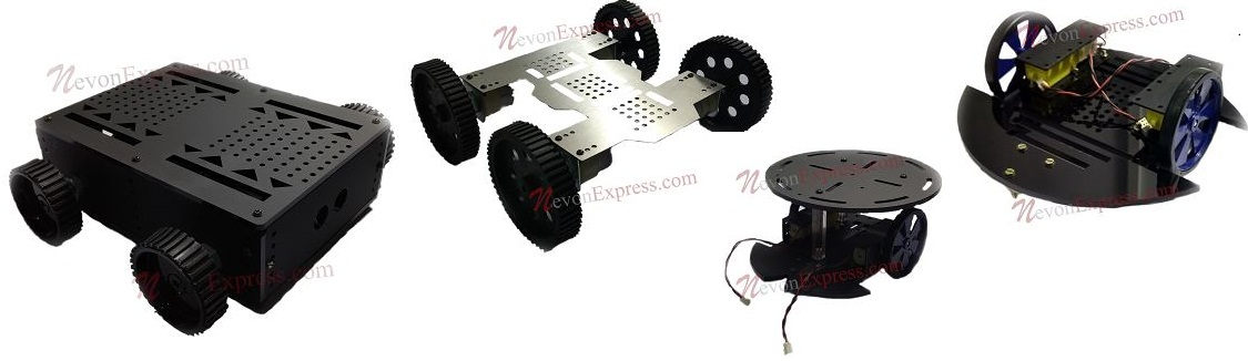 robotic chassis
