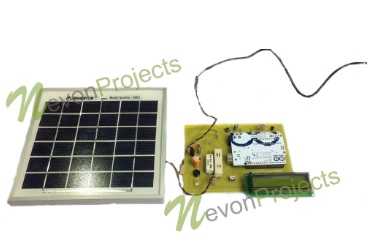 System To Measure Solar Power