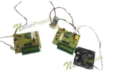 Zigbee Based Room Temperature Controller