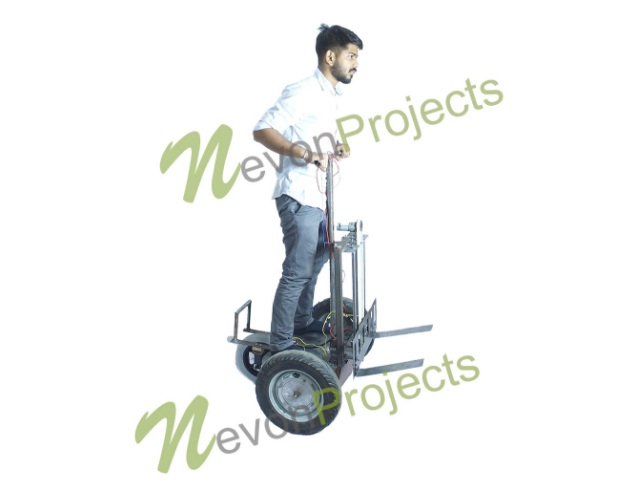 segway style forklift project