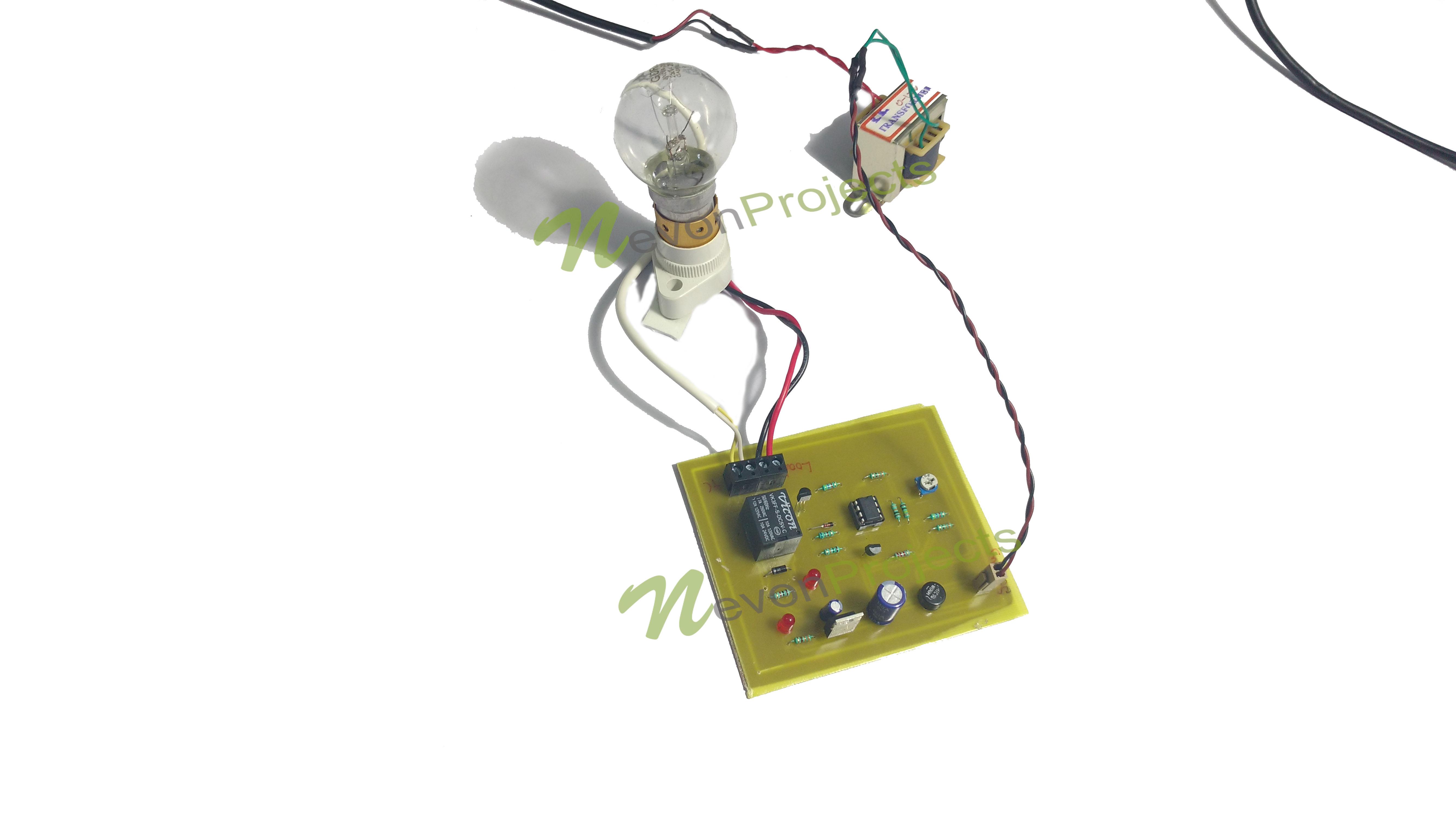 Overvoltage And Undervoltage Protection System on
