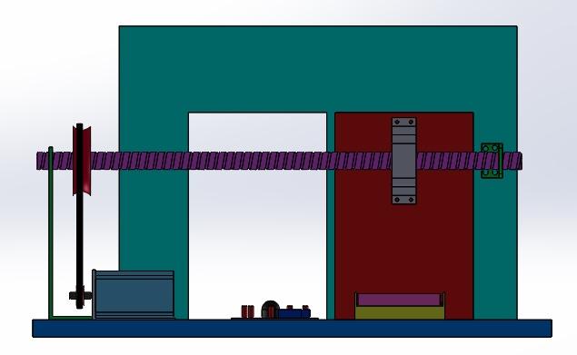 Automatic Mechanical Garage Door Opener