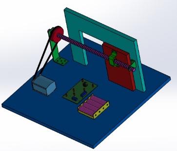 Mechanical Garage Door Opener
