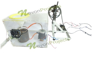 Pedal Powered Water Purifier