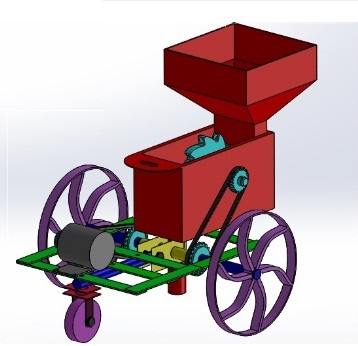 Seed Sowing Robot