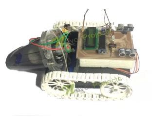 Automatic Vacuum Cleaner Robot