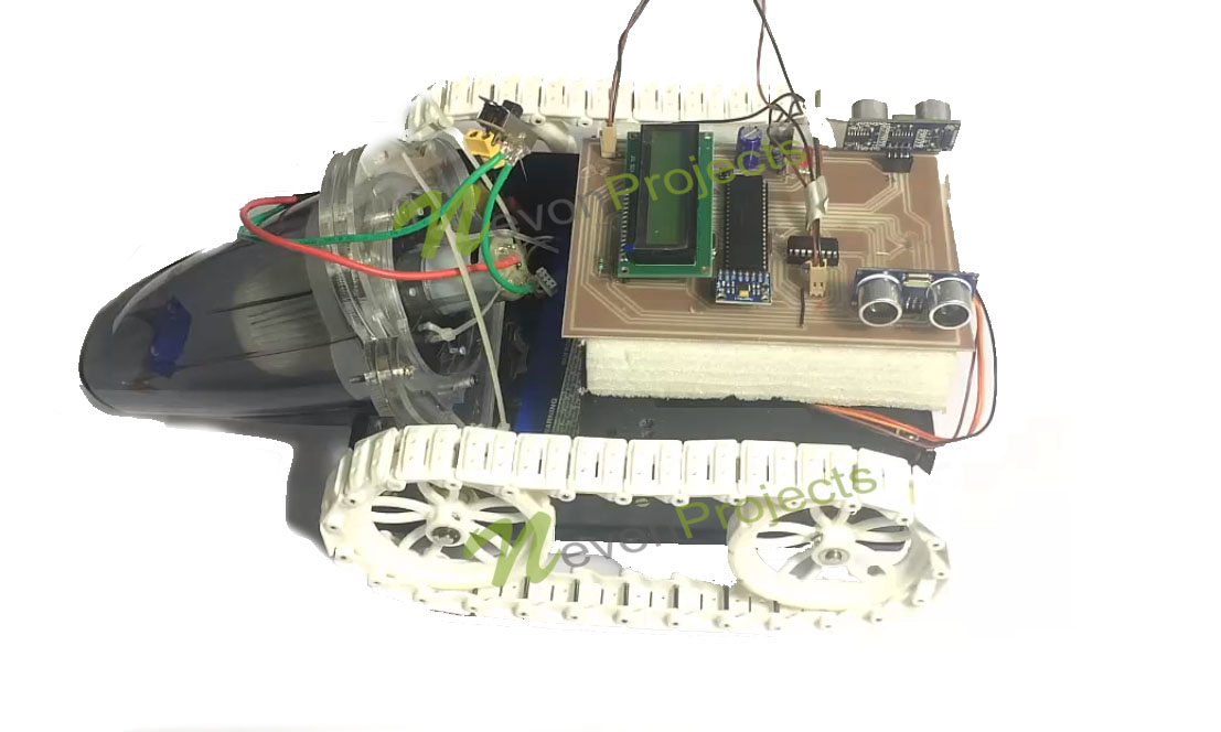 Automatic vacuum cleaner robot project nevonprojects automatic vacuum cleaner robot project ccuart Choice Image