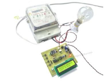 Eneregy Meter Monitoring IOT