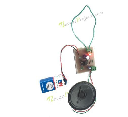 Smart Burglar Alarm