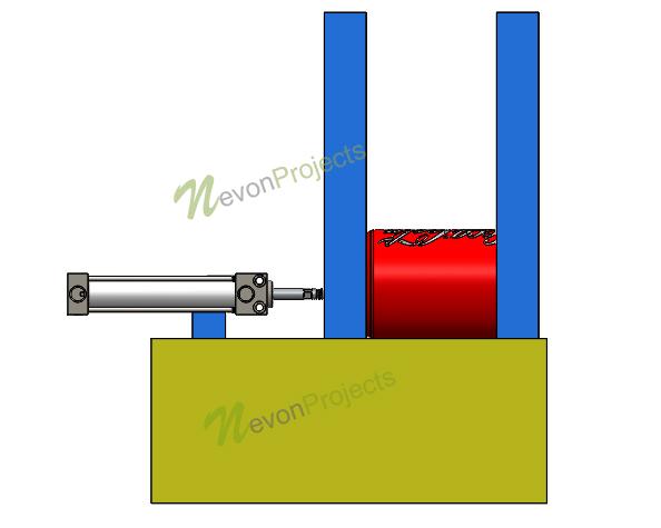 Pneumatic Material Separator