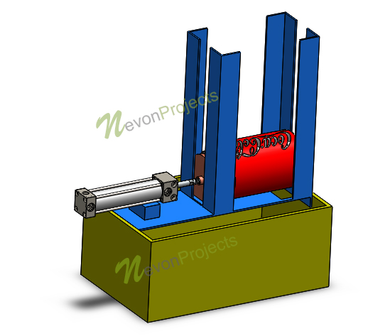 automatic can crusher These research papers include design and structure analysis of can crusher   adopted for the fabrication of fully automatic can crusher machine which will.