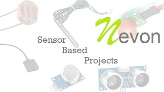 300+ Sensor Based Projects List Electronics | Nevonprojects