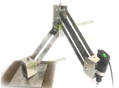 360 Degree Flexible Drilling Machine