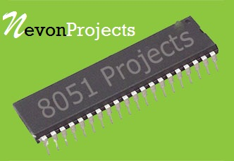 8051 projects nevon