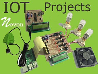 Latest IOT Projects Ideas & Topics | NevonProjects