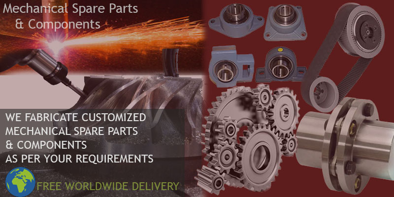 Mechanical Spare parts & components
