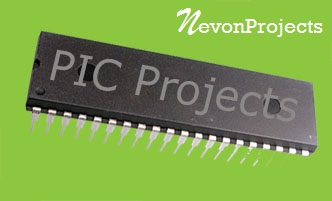 Latest Pic Microcontroller Projects Ideas & Topics | Nevonprojects